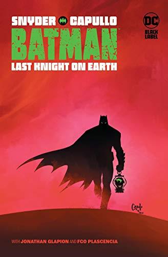 Batman: Last Knight on Earth (2019) (English Edition)