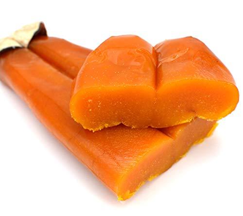 Poseidon Bottarga (gewürzt wild Meeräsche Rogen) Mittelmeer-Superfood aus Sardinien Made in Italy 100 ~ 130 g