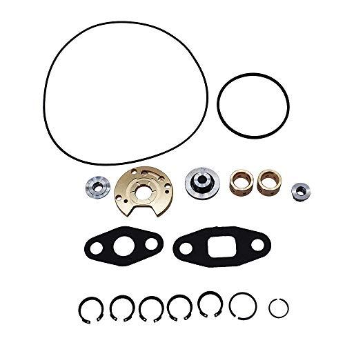 labwork Turbo Rebuild Kit Fit for Garrett Turbonietics Percison T Series T3 T4 T04B T04E T70 T72 T76 Shaft Turbocharger Repair Kit