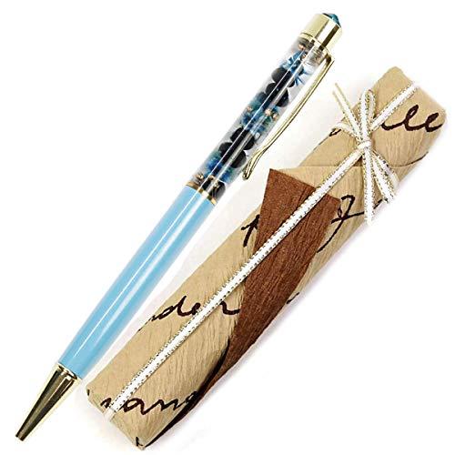 【ギフトラッピング済み】 ハーバリウムボールペン スワロフスキー ボールペン 名入れ 誕生石 イメージ ハーバリウム ペン かわいい ギフト 誕生日 花 プリザーブドフラワー 卒業 記念 プレゼント 女性 Aliceflower ジャスミン
