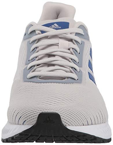 adidas Solar Ride, Zapatillas para Correr para Hombre, Gris/Azul Real/Negro, 51 1/3 EU