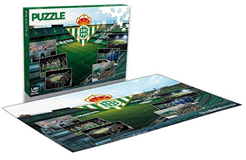 ELEVEN FORCE Puzzle Real Betis 1000 Piezas (11886), Multicolor