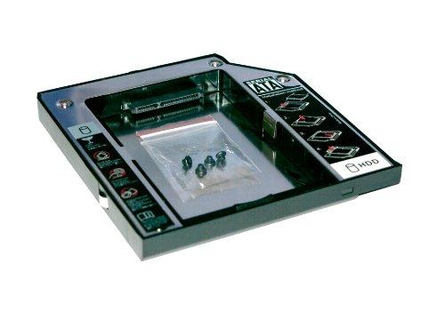 Ultrabay Enhanced II Module 2nd HDD für Lenovo ThinkPad T420, T420i, T430, T510, T510i, T520, T530, W510, W520, W530, W700, R400, R500 12.7 mm SATA III Adapter Caddy - TheNatural2020