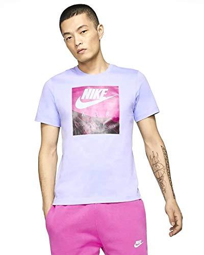 NIKE Sportwear Sneaker tee-Purple-S