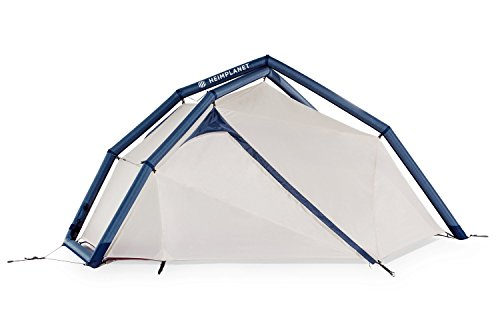 HEIMPLANET Original | Fistral 1-2 Person Tent | Inflatable Tent - Set Up in Second | Waterproof Outdoor Camping | Supports 1% for The Planet