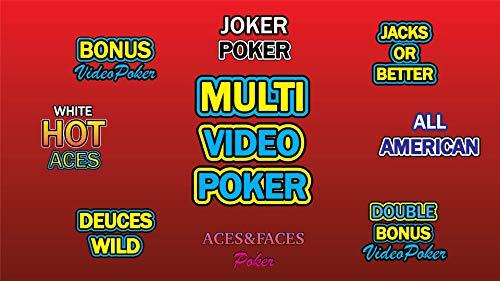 『Multi Video Poker - Multi Hand Casino Games FREE』の6枚目の画像