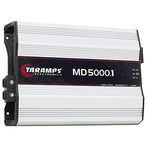 Módulo Md 5000.1 1 Ohms 5000 w RMS, Taramps, 900823, Módulos e Amplificadores