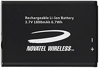Novatel Wireless MiFi 5510L Battery for Verizon Jetpack 4G LTE - Original OEM 40115126-001 - Non-Retail Packaging - Black