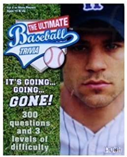 The Ultimate Baseball Trivia Game by Patch