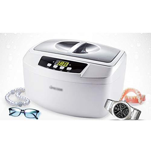 NSDFG Ultraschallreiniger Ultraschall-Reinigungsgerät Industrie Waschmaschine 2500ml Haushalt Spülmaschine Waschmaschine Crayfish...