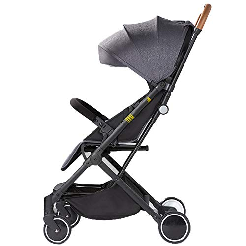 Buy Stroller Seat,Advanced Stroller,Twin prams, Fold Suspension,Can Sit and Lie Down, Comfortable,Re...