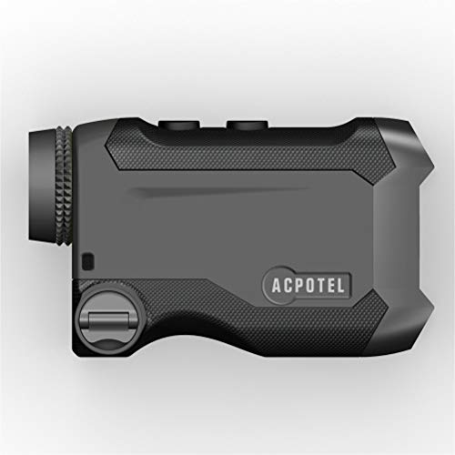ACPOTEL 750 Yards Golf Rangefinder, Laser Rangefinder with Slope, Angle Switch, External Display Screen