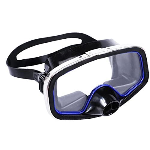 fedsjuihyg Protector de la Cara Gafas de Buceo Snorkel Buceo con Snorkel para Adultos...