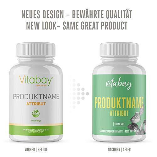 Vitamin C 1000 mg + Bioflavonoide – Time Released – 100 Vegane Tabletten - 3
