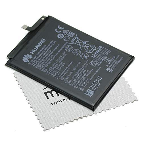 Batterie pour Huawei Original HB436486ECW pour Huawei P20 Pro, Mate 20, Honor View 20, Mate 10, Mate 10 Pro avec chiffon de nettoyage mungoo