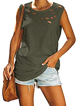 Best ripped tank top Reviews