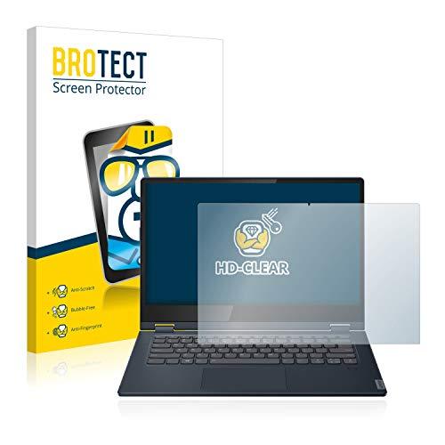 BROTECT Schutzfolie kompatibel mit Lenovo IdeaPad C340 (14