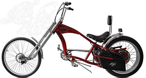 Rodars - Bicicleta Eléctrica Chopper Redzepellin