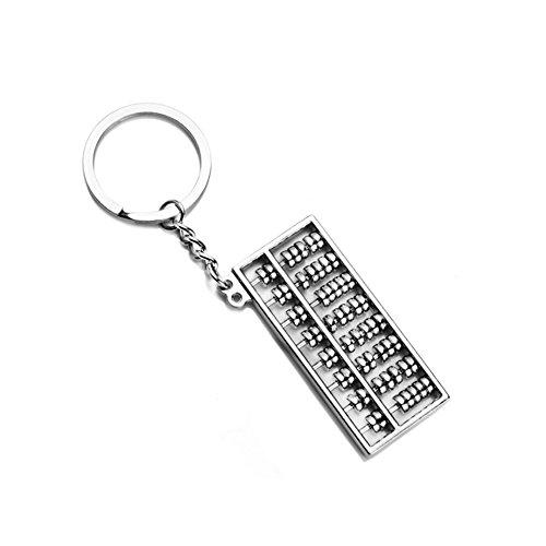 Demarkt - Llavero con Forma de Abacus