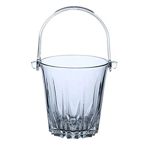 Adesign Cubo de hielo para fiestas de 800 ml para...