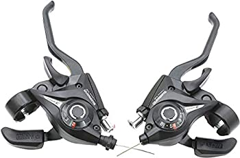 ZDS Shimano ST-EF51 3x8 Speed 24 Speed Shifter Brake Lever Combo for Mountain Bike