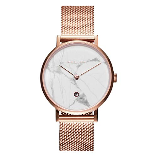 MELLER - Astar Roos Marble - Relojes para Hombre y Mujer