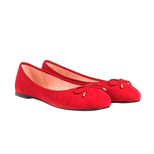 Parfois - Bailarinas Online Exclusive - Mujeres - Tallas 39 - Rojo