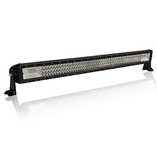 Froadp 270W LED Zusatzscheinwerfer Auto Scheinwerfer Nebel Licht Arbeitsscheinwerfer Geführtes Arbeits-Licht-Bar IP67 Wasserdicht Rückfahrscheinwerfer für SUV LKW UTV(560x80x70mm)