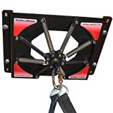 Firstlaw Fitness Spider Mount 140 - Heavy Punching Bag Hanger - for Heavy Bags up to 140 LBS - Made in The USA