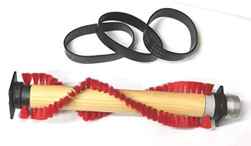 For ORECK XL Vacuums BEST Roller (1 brush & 3 belts)