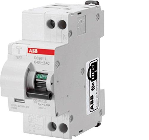 DS901L C10 30MA AC INTERR.DIFFER.4.5KA 1P+ DS91LC