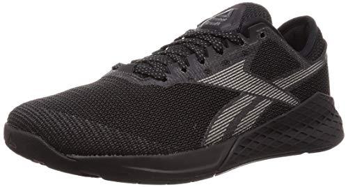 Reebok Nano 9, Zapatillas de Gimnasia para Hombre, Negro (Black/Black/Black Black/Black/Black), 39 EU