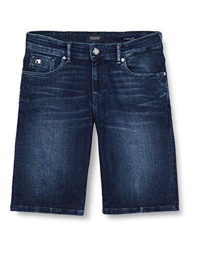 Scotch & Soda Shrunk Boys Strummer Denim Shorts, Illusion 3681, 8