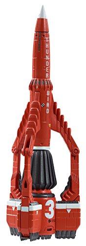 Thunderbirds - Raumschiffe für Kinder in Red