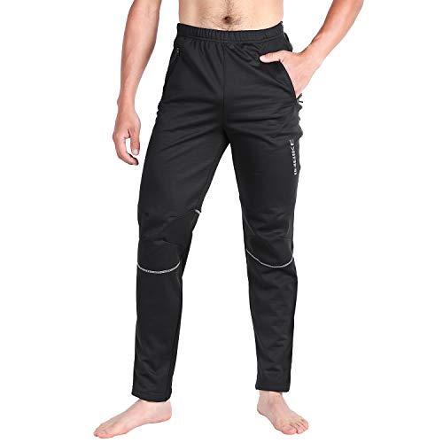 INBIKE Pantalon Largo De Ciclismo Abrigo Transpirable Invierno para Hombre, Pantalones Impermeable...