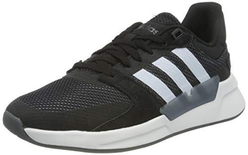 adidas Damen Run90s Sneaker, Schwarz 000, 40 2/3 EU