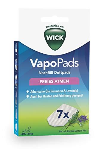 Wick VapoPads Rosmarin/Lavendel WBR7
