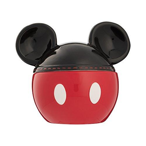 red and black cookie jar - 1