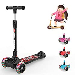 Globber Elite Scooter: 3 Wheel Kids Scooter Reviews 2021