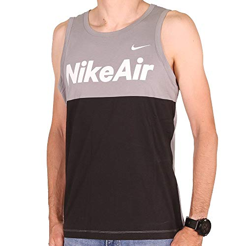 NIKE Camiseta Sportswear Air Gris