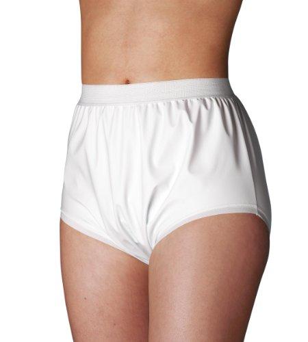 MEDISET made by modellia Inkontinenz-Slip für Damen und Herren bei schwerer Inkontinenz zur Fixierung von Einwegvorlagen, D = 46/48 | H = 6