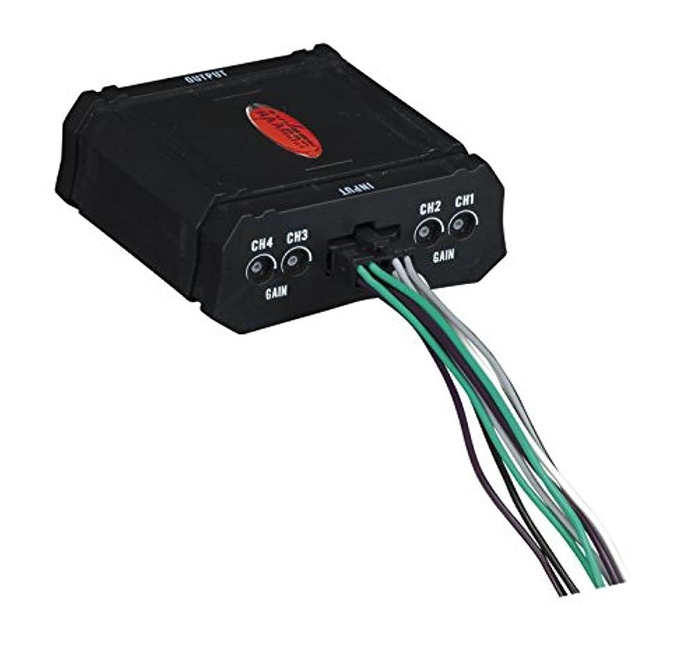 Axxess AX-ALOC648 4-Channel Adjustable Line Output Converter 80-Watt