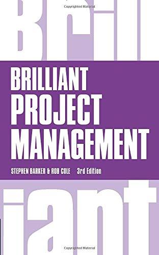 Brilliant Project Management (Brilliant Business)