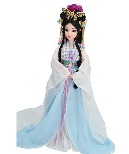 Bambole Tradizionali Cinesi, Decorazioni scrivania, Decorazioni casa Interno, Decorazione da tavola, Decorazione di Statuette, Bambole da Collezione, Regali Natale,q