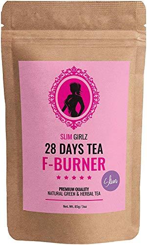 Slim Girlz Slim Tea 28 Days | Hoja suelta 85g | Té