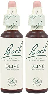 (2 Pack) - Bach Original Flower Remedies - Olive | 20ml | 2 PACK BUNDLE