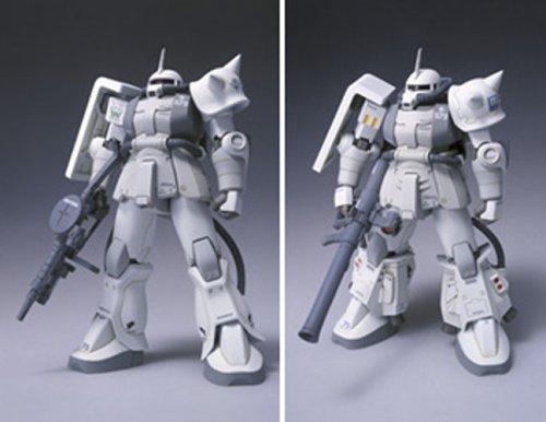 ZEONOGRAPHY #3001b MA-06R-1A Zaku II Shin Matsunaga