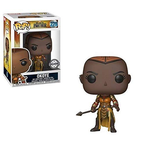 Funko Pop! Marvel: Black Panther - Okoye (Edicion Exclusiva Limitada) #275