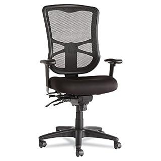 Alera Elusion Series Mesh High-Back Multifunction Chair, Black (B0049UCECE) | Amazon price tracker / tracking, Amazon price history charts, Amazon price watches, Amazon price drop alerts