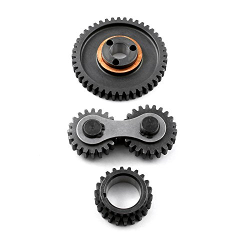 PCE by Speedmaster PCE267.1004 Fits Ford SB 289 302 351 Windsor Dual Idler...